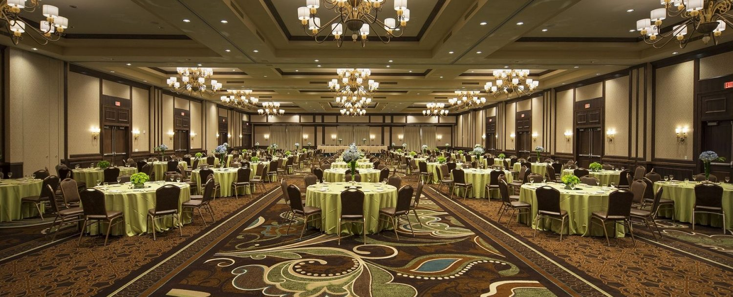 Grand Libelle Ballroom at Osthoff Resort