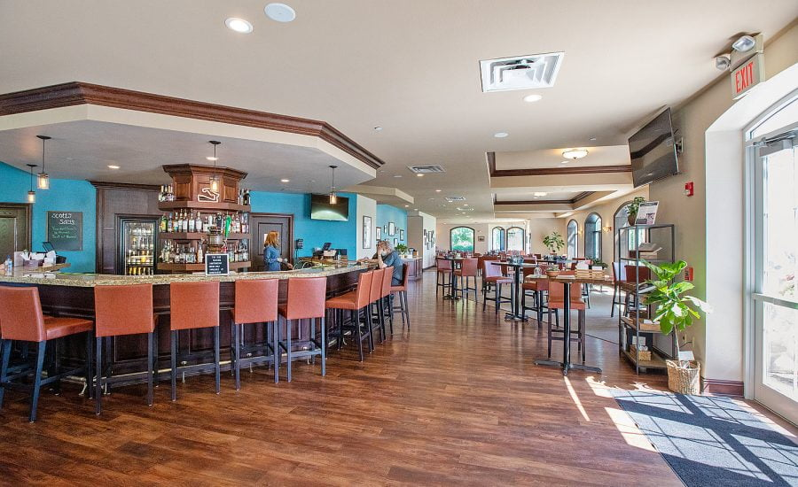 Concourse Restaurant and Lounge