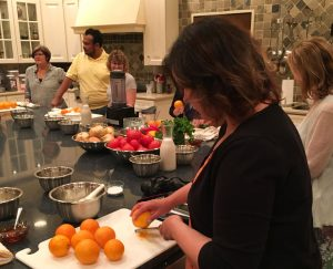Cooking Class at Osthoff Resort