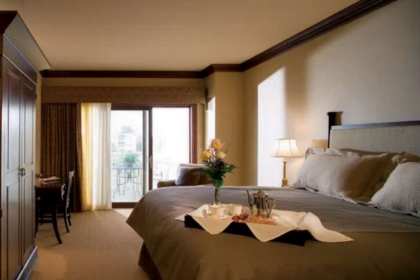Osthoff Guest Rooms