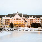 The Holidays at Osthoff Resort